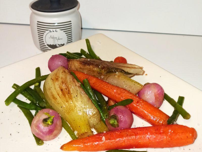 Poêlée de légumes au fenouil